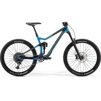 "Велосипед Merida One-Sixty 4000 CarbonUD (Blue) 2019 S(16"")"